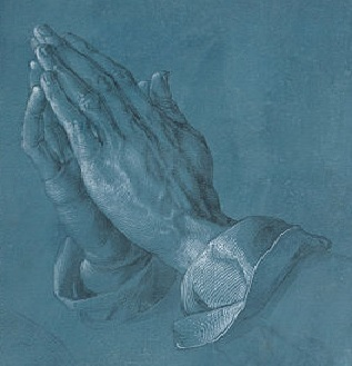 praying hands de Deuer 1503